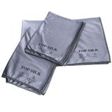 Torchon microfibre spécial verre top silk lot 3